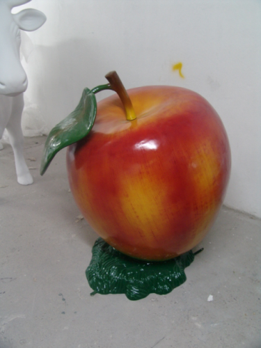 Obst, Apfel, 100cm