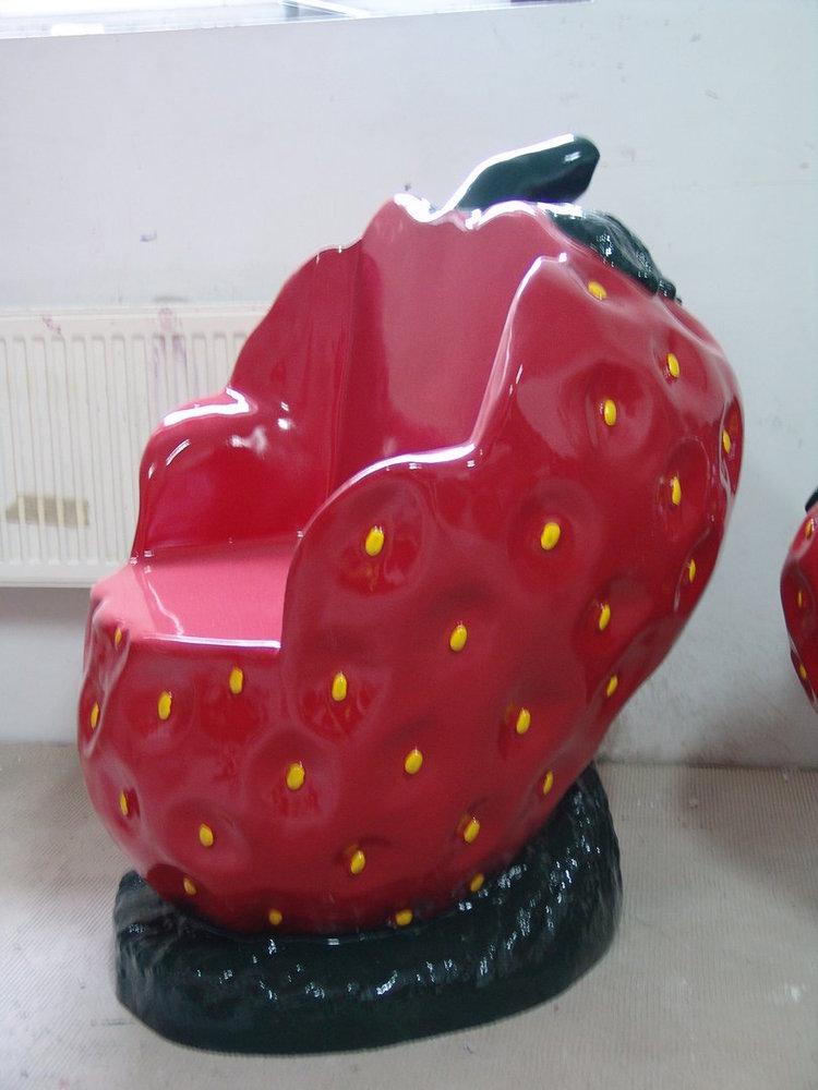 Erdbeere Als Sessel 98cm Herzlich Willkommen Bei Deko Mit Pfiff