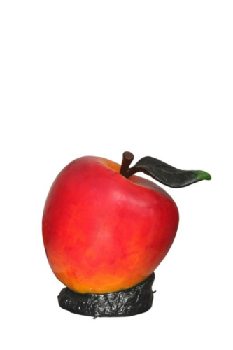 Obst, Apfel, 125cm